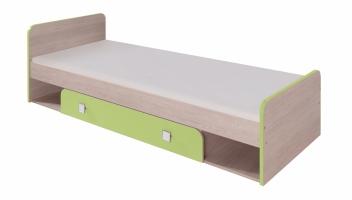 Detská posteľ s úložným priestorom Drexi