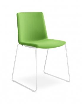 Čalúnená konferenčná stolička Samira