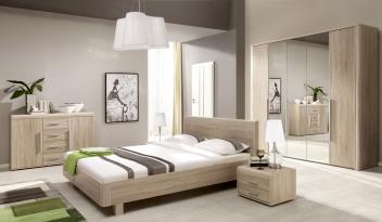 Nábytok do spálne Volinois RM