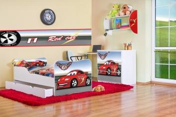 Nábytok do detskej izby pre chlapca Racing Car