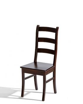 Drevená jedálenská stolička Lulu