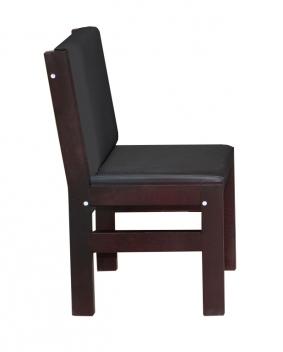 Jedálenská stolička z masívu Ryjo