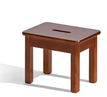 Malá drevená stolička Adin