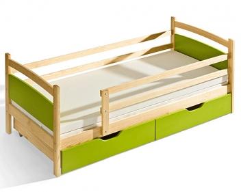 Detská posteľ s úložným priestorom Valerio