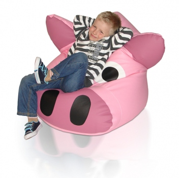 Detský sedací vak Prasiatko