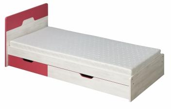 Detská posteľ - jednolôžko s úložným priestorom Noly 5