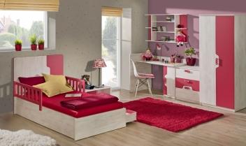 Detská izba s rastúcou postieľkou Noly 1