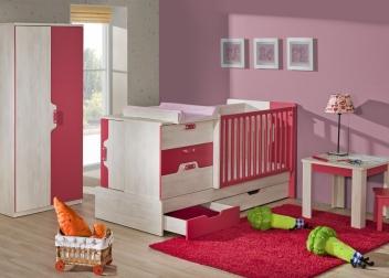 Detská izba pre bábätko Noly 3