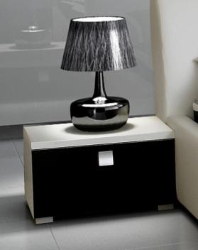 Moderný nočný stolík Elsie