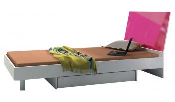 Detská posteľ s úložným priestorom Adele 2