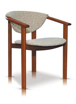 Retro jedálenská stolička Lajla