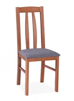 Jedálenská stolička Eleonora s polstrovaním