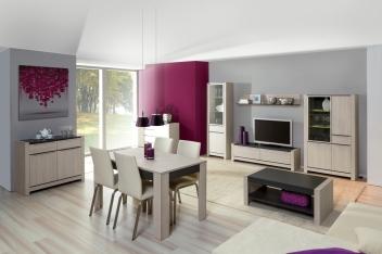 Obývacia izba s jedálenským kútom Emílio