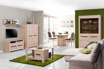 Obývacia izba s jedálňou Emanuela