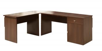 Priestranný písací stôl Madelin 3