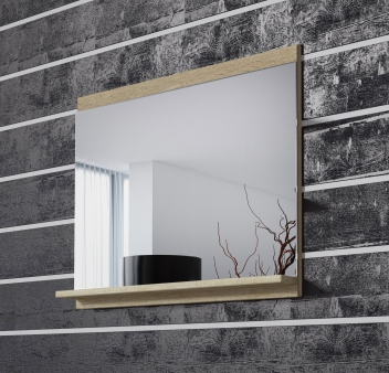 Zrkadlo s policou Horace 1