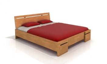 Buková posteľ Mirva 3