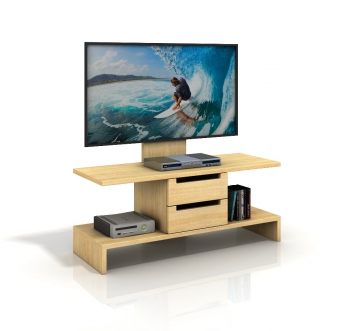 Televízny stolík Edvin 2