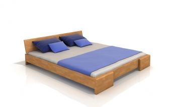 Buková posteľ Visa 1