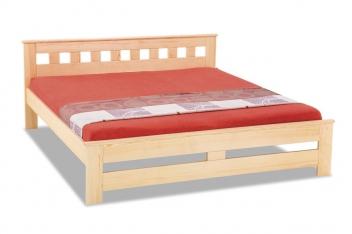 79764845f9f0 Drevená posteľ pre deti s prístelkou Dresill – Nábytok z masívu