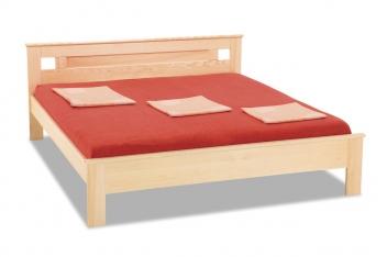 Drevená posteľ Hedvika