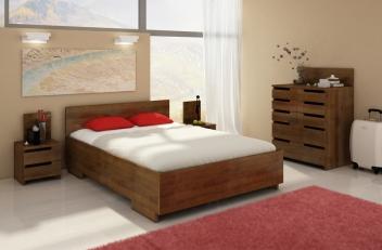 Buková spálňa Glenn