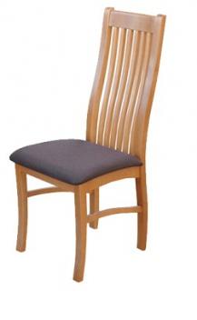 Drevená jedálenská stolička Teri