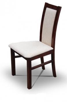 Jedálenská stolička z masívu buka Mauri