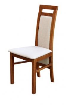 Čalúnená jedálenská stolička Alva