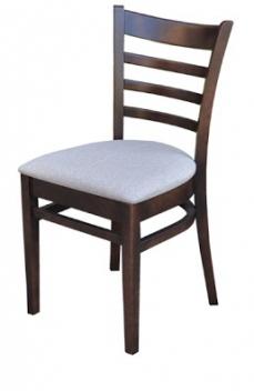 Čalúnená jedálenská stolička Alma