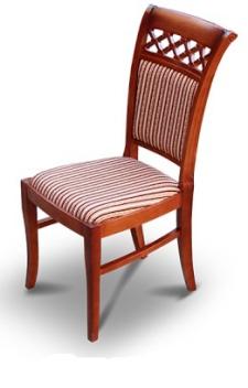 Kvalitná jedálenská stolička Lovis