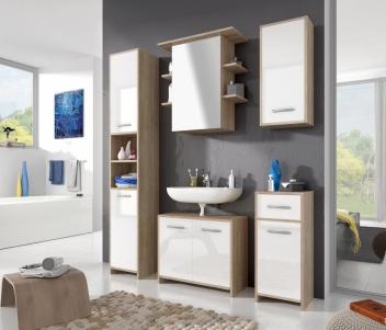 Zostava kúpeľňového nábytku Arion 5