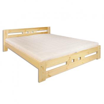 Drevená posteľ Alegra