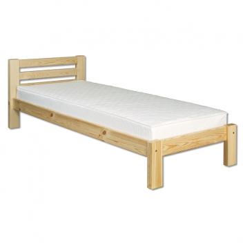 Elegantná jednolôžková posteľ Carina