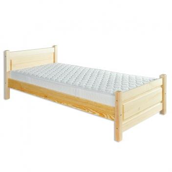 Jednolôžková posteľ Daira s latkovým roštom