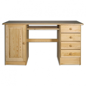 Klasický drevený písací stôl Aino