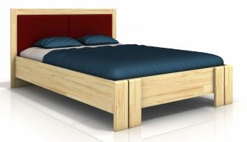 Drevená posteľ Toril 4 v škandinávskom štýle