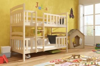 Štýlová poschodová posteľ Gina