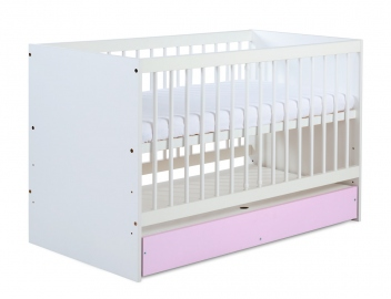 Rastúca postieľka pre bábätká Elina