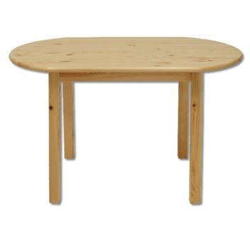 Oválny jedálenský stôl Afrid