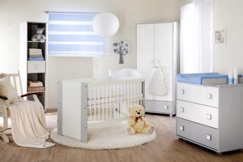 Akcia - Detská izba pre bábätko Alida