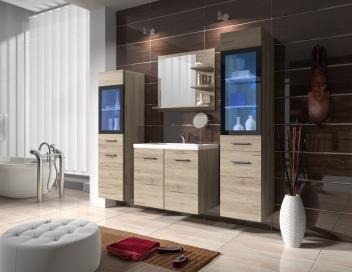 Zostava kúpeľňového nábytku Kirsty