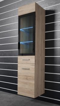 Kúpeľňová vysoká skrinka Kirsty 1