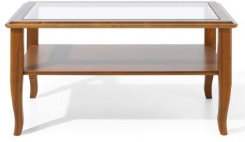 Sklenený konferenčný stolík Celie