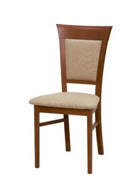 Jedálenská stolička Lord 2 - gaštan