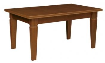 Rozkladací jedálenský stôl Lord 2 - gaštan