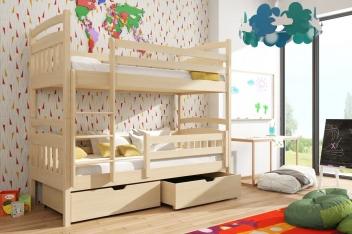 Poschodová posteľ Terry