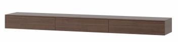 Závesná skrinka Lofera 3 - višňa malaga