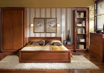 Spálňa Salerno