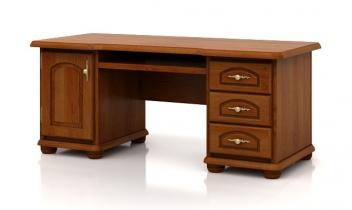 Písací stôl Komtesa